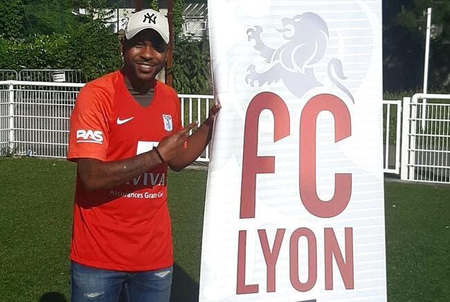 Foot : Le cousin de Neymar et Lyon, c'est déjà fini