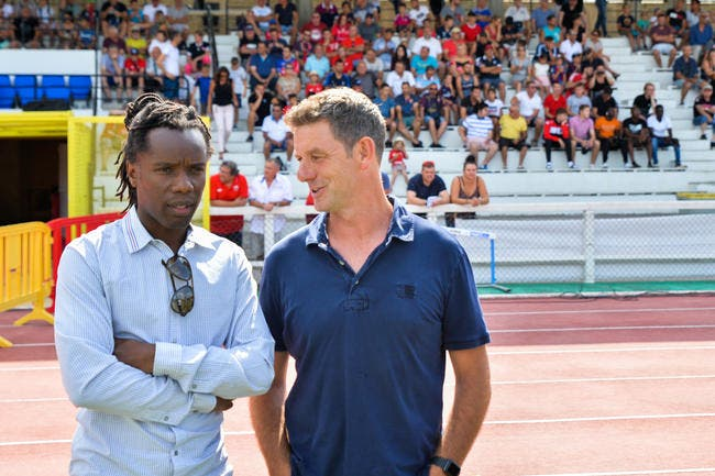 Officiel : Dijon vire Stéphane Jobard et Peguy Luyindula !