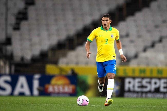 PSG : Thiago Silva en campagne pour sauver l'extraordinaire Tuchel