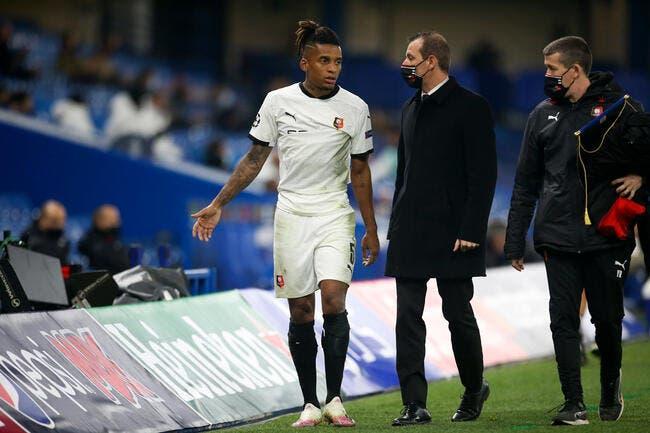 Rennes : Rouyer craque, l'UEFA doit virer ce « tricheur » d'arbitre