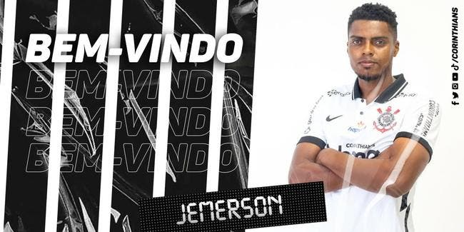 Officiel : Jemerson quitte l'AS Monaco pour le Corinthians