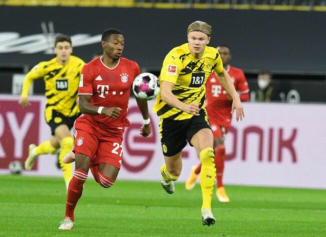 All : Le Bayern Munich dompte Dortmund, c'était show !