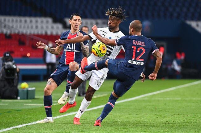 L1 : Rennes n'a pas pesé lourd, le PSG fait déjà le trou
