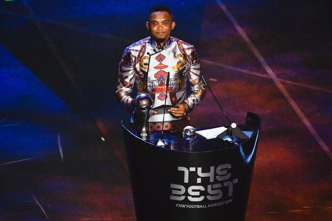 Info : Samuel Eto'o accidenté de la route au Cameroun