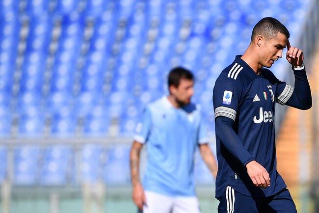 Ita : Cristiano Ronaldo marque, la Juve accrochée