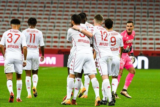 Hassane Kamara (Nice) forfait pour le derby face à Monaco