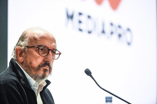 TV : Téléfoot doit payer, Labrune prend Mediapro à la gorge