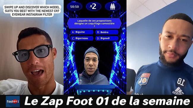 Mbappé gagne des millions, CR7 en met plein la vue, Rothen s'énerve sur le PSG