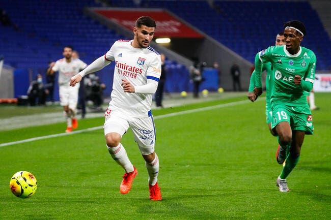 OL : Le PSG défie la Juventus, Aouar dans le coup