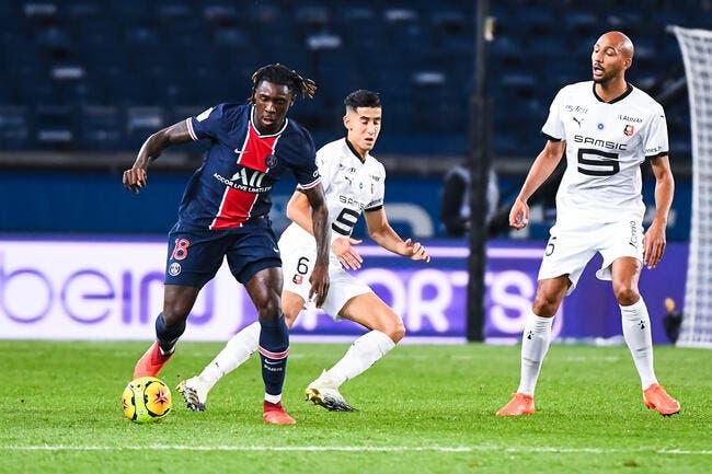 PSG : Et si Kean effaçait Cavani de l'histoire du Paris SG ?