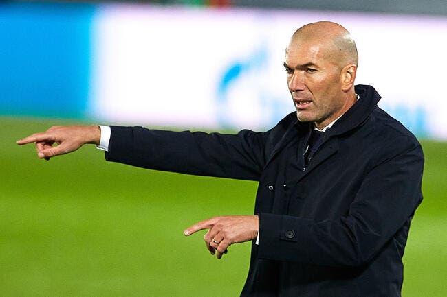 Esp :  Le pire Real Madrid de Zidane c'est maintenant !