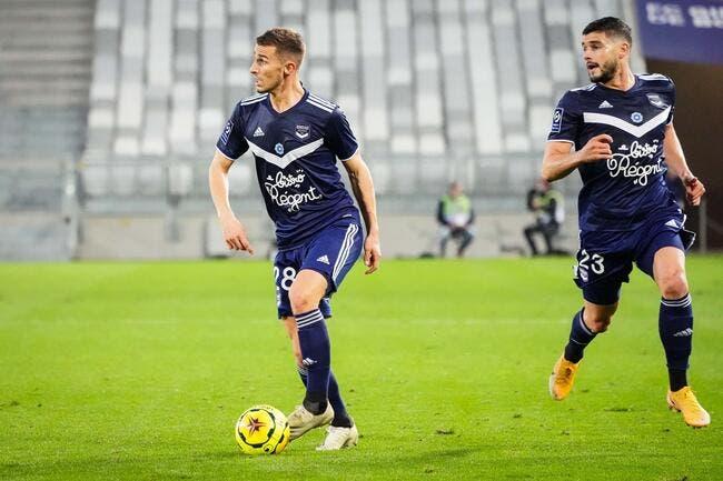 L1 : Bordeaux vise trois recrues pour zéro euro au mercato