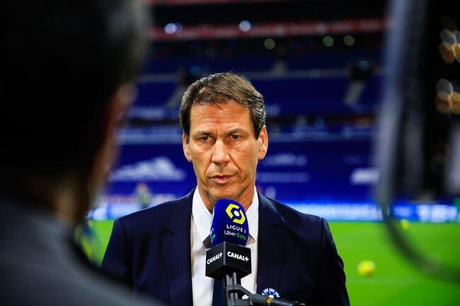 OL : Rudi Garcia prolongé, Houllier chuchote à l'oreille d'Aulas
