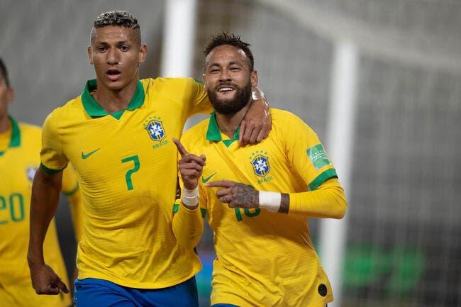 PSG : Carton rouge pour Neymar, sa suspension le fait rigoler