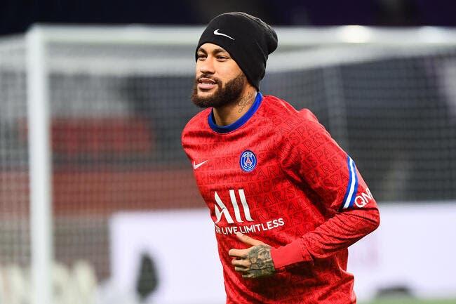 PSG : Neymar prolongé, Al-Khelaïfi met un coup de frein