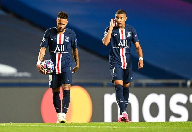 PSG: Neymar jusqu'en 2025, Mbappé peut tout faire capoter