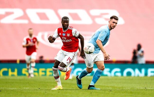 Arsenal : Pépé demande du temps de jeu, la réponse fait mal