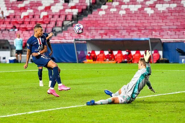 PSG : La frappe de Mbappé sur Neuer, Herrera ne l'oubliera jamais