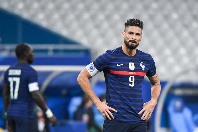 EdF : Olivier Giroud, ce sera Chelsea ou la France