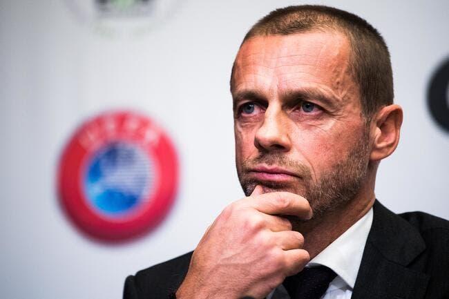 Covid-19: L'Euro menacé, l'UEFA mise tout sur l'Angleterre