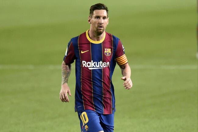 Esp: Messi finalement retenu, le Barça tient son sauveur