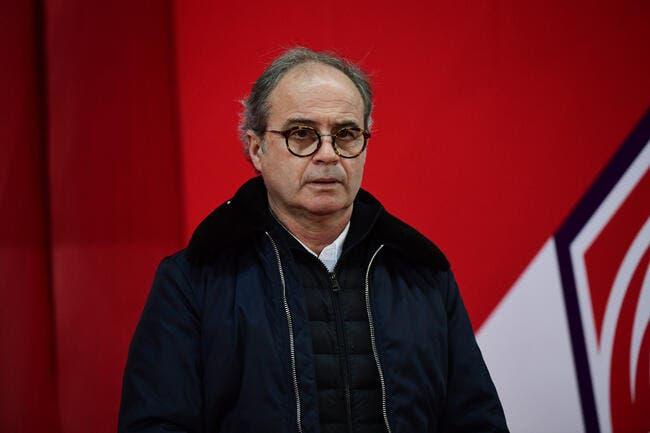 LOSC : Basta, la Roma ne veut plus de Luis Campos !
