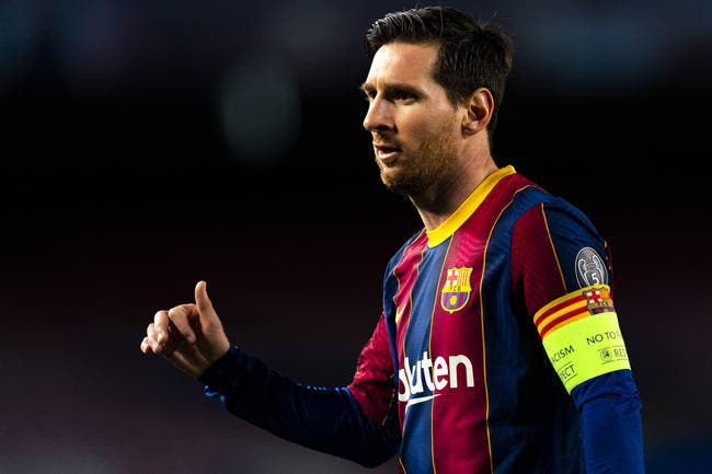 Mercato : Le plan de Man City pour attirer Messi !