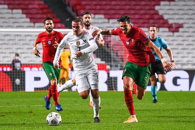 EdF : La France sort le grand jeu, Riolo en veut au Portugal