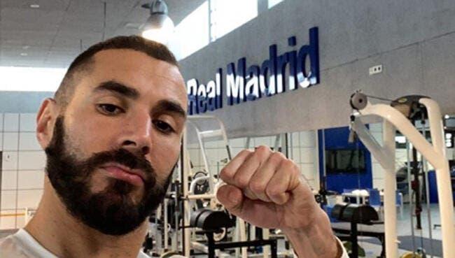 Esp : Privé de France, Karim Benzema a mieux à faire