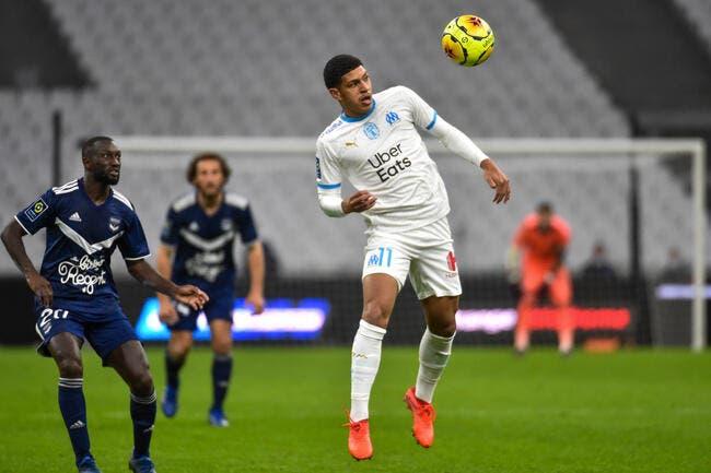 OM : A quoi joue Villas-Boas avec Luis Henrique  ?