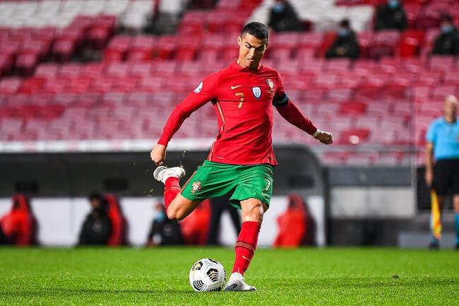 PSG : Cristiano Ronaldo à Paris, Deschamps s'en mêle
