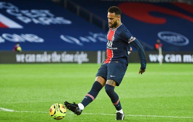 PSG : Neymar en Ligue 1, Tebas rigole et attaque