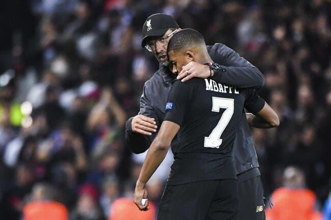 PSG : Liverpool et Klopp lancent l'opération Mbappé 2021