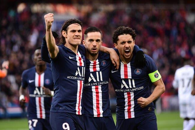 PSG : Marquinhos dévoile pourquoi Cavani manque à Paris