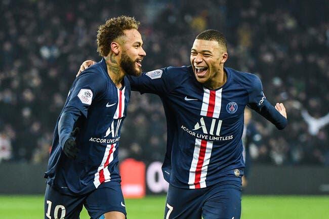 PSG : Pierre Ménès l'annonce, Neymar et Mbappé restent à Paris