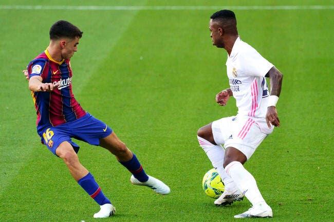 Esp : Recalé par le Real, cette pépite du Barça savoure