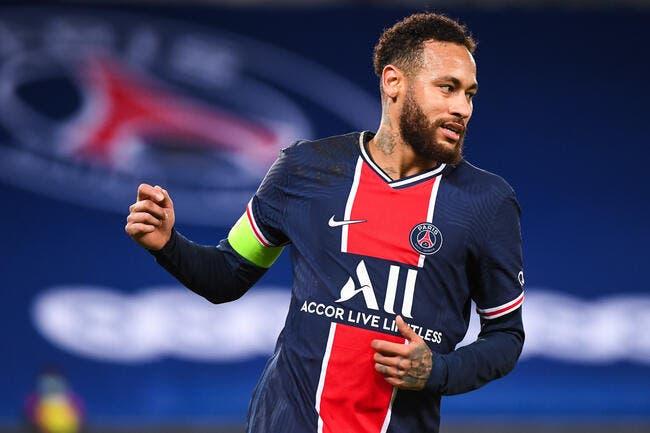 L1 : Neymar apte pour le choc entre le PSG et Monaco