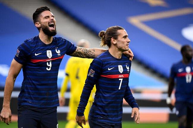 EdF : Pierre Ménès craque pour Olivier «Highlander» Giroud