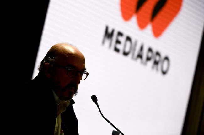 TV : Mediapro condamné à 20ME d'amende pour corruption