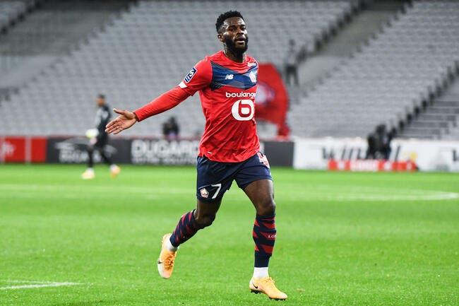 L1 : Meilleur que Mbappé, Bamba élu joueur d'octobre