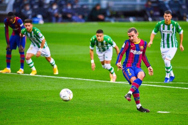 Barça : Le retour de Griezmann à l'Atlético, c'est possible !