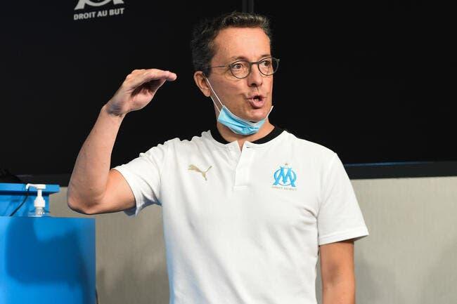 OM : Eyraud furieux, il veut une Ligue 1 version verveine