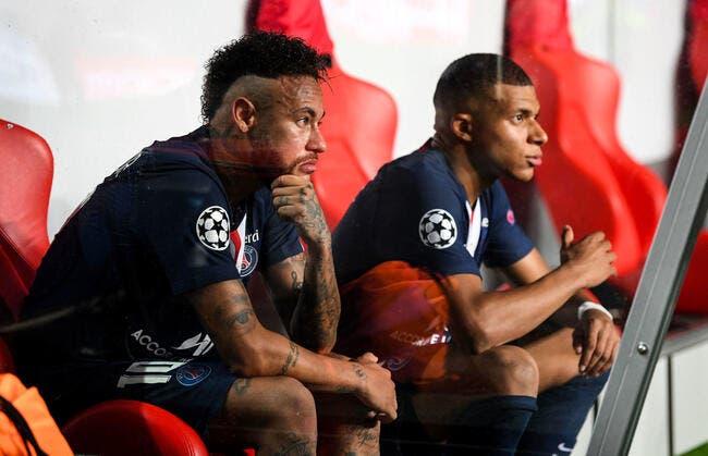 Monaco / PSG : les notes des Parisiens