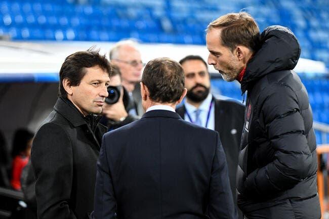 PSG : Tuchel et Leonardo, l'incroyable réconciliation ?