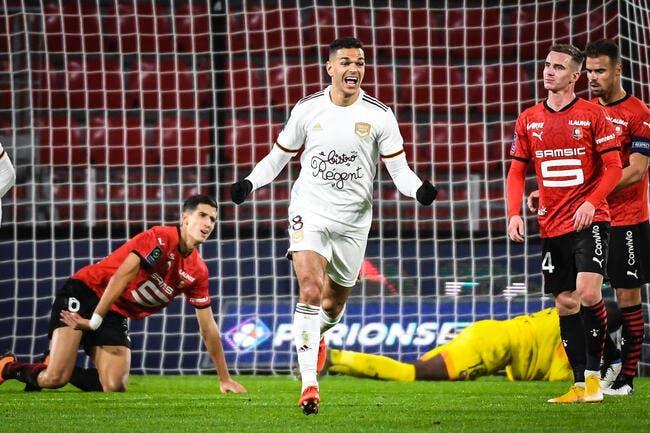 L1 : Ben Arfa fait tomber Rennes, Bordeaux dit merci