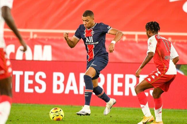 L1 : Malgré Mbappé, Monaco renverse le PSG !