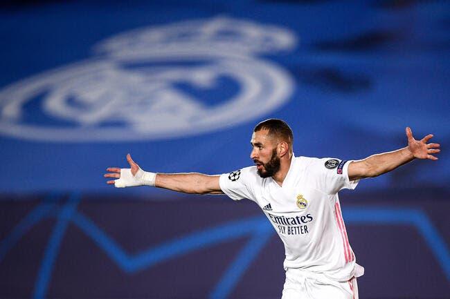 Real : Vinicius snobé par Benzema, sa réponse à la polémique