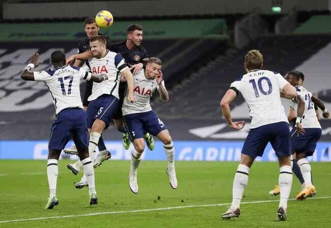 Ang : Mourinho donne la leçon à Guardiola, Tottenham leader