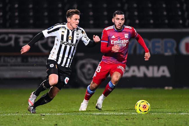 L1: Lyon s'arrache et devient le nouveau dauphin du PSG