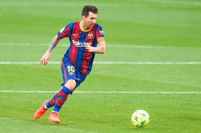 Mercato : Messi trop cher, Manchester City ouvre la porte à Paris
